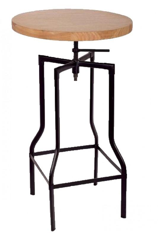 Le Brun Bar Table - Ash Wood