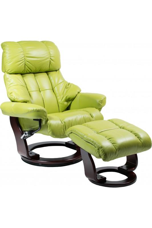 Regal Stress-Free Recliner - Green