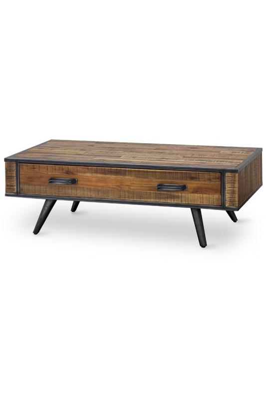 Rustic Skandy Metal Coffee Table