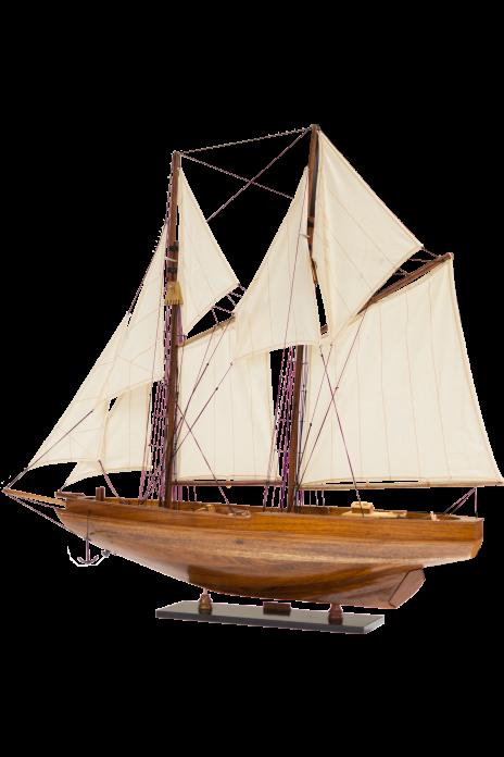 Bluenose Model Boat