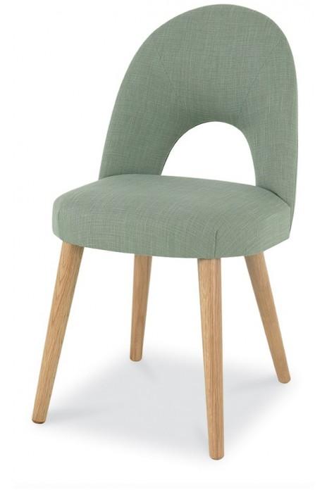 Norway Dining Chair - Aqua/Green