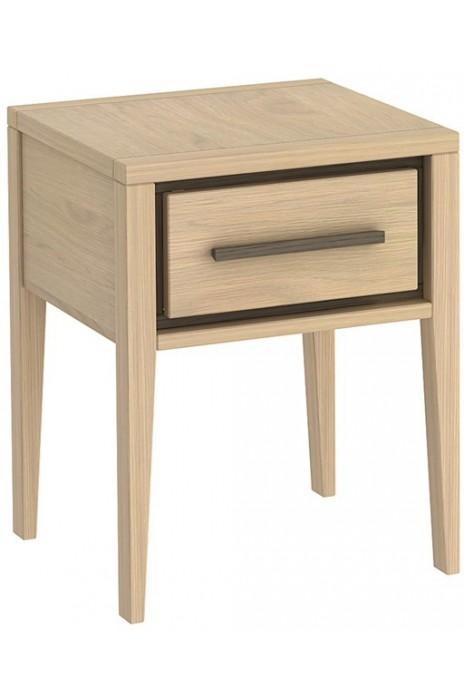Rimini Bedside Cabinet - 1 Drawer