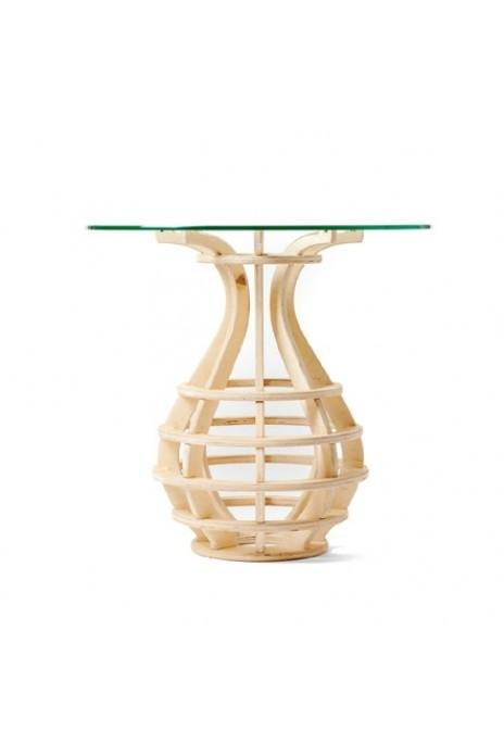 Skeleton Pineapple Table